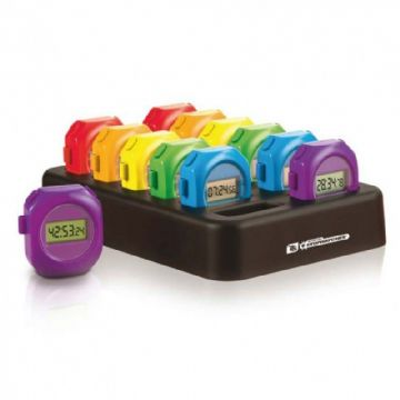 Rechargeable Stopwatches